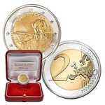 "Monaco 2 euro 2016 ""Foundation Monte Carlo"" proof"