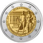 Austria 2 euro 2016, Nationalbank, UNC