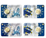 Belgia 2 Euro 2019 European Monetary Institute (EMI)